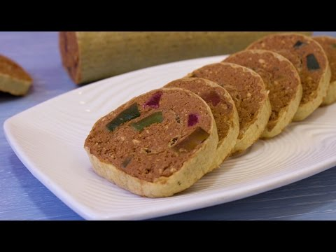 Oblande sa želeom / Wafers with jellies (ENG SUB)