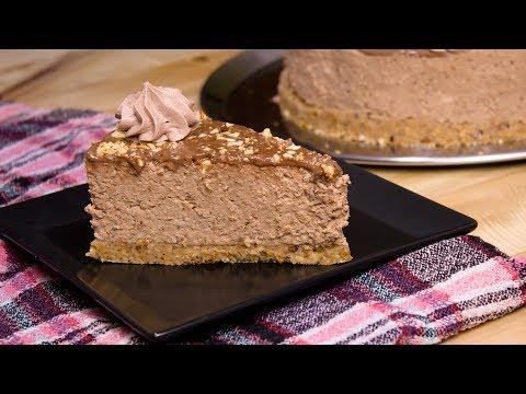 Ferrero torta bez pečenja