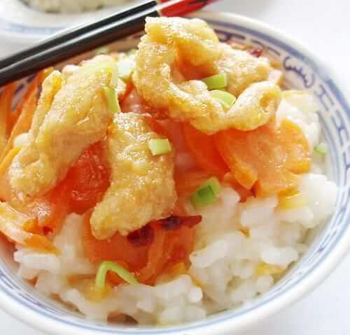 Piletina na kineski nacin