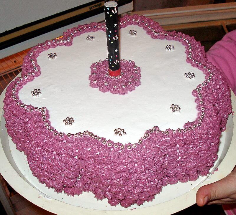bela rada torta