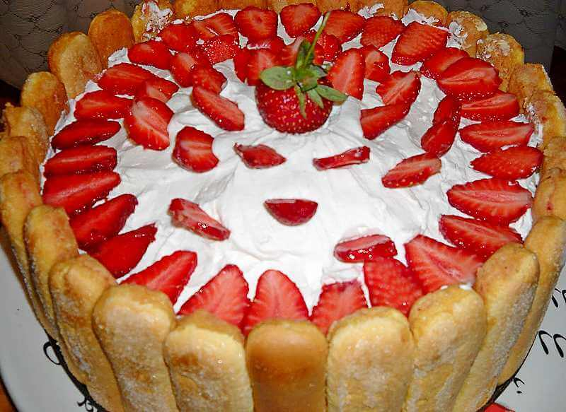 vocna tortaa