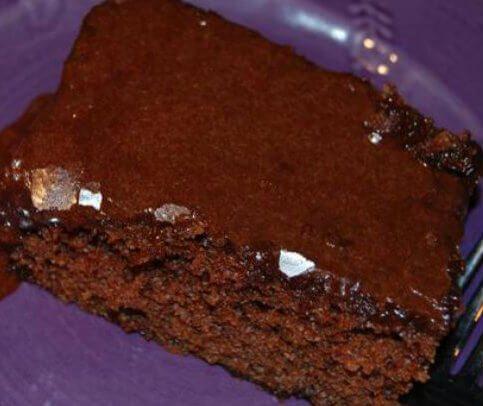 Cecin brzi čoko kolač - domaći recepti