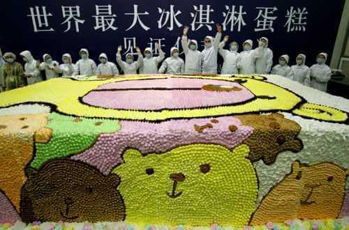 Najveća torta na svetu - domaći recepti