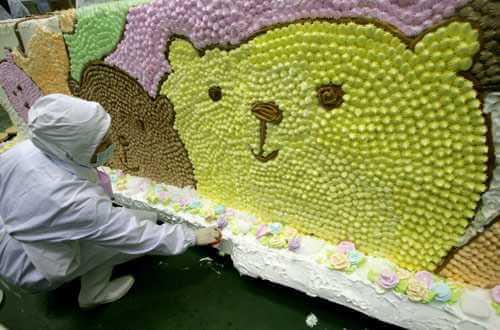 najveća torta na svetu 3 - domaći recepti