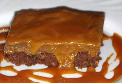karamel kolac