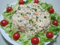 Francuska salata - domaći recepti