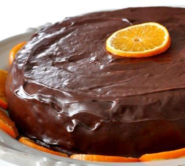 Jednostavna torta od pomorandže