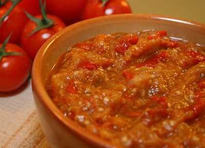 Ćuspajz od pečene paprike