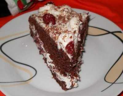 Švarcvald kolač