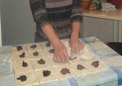priprema salčića