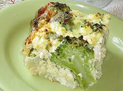 Musaka od karfiola i brokolija