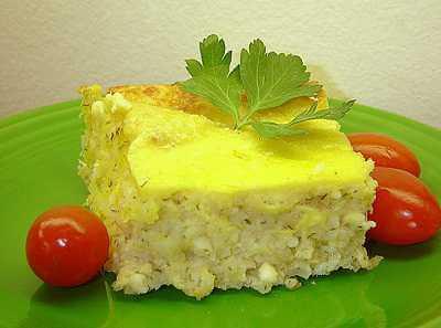 Pita od tikvica i feta sira