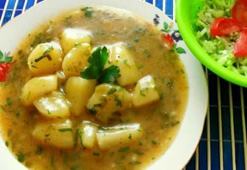 Posni krompir