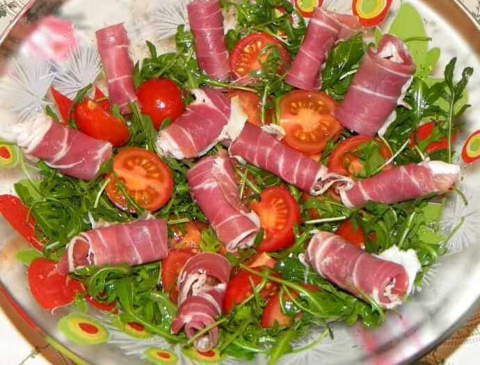 Salate Za Predjelo http://domacirecepti.net/category/domaci-recepti-za