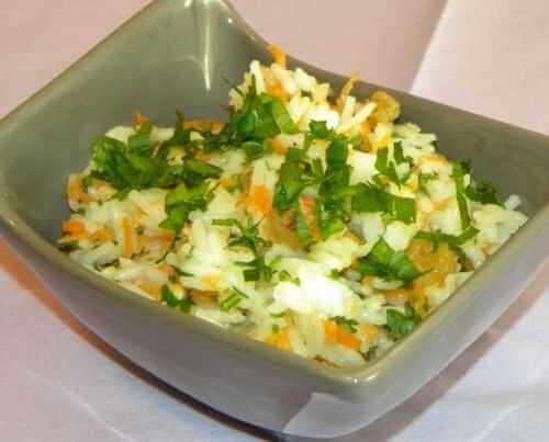 basmati salata