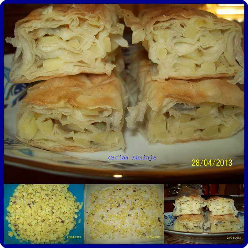 posna pita krompirusa