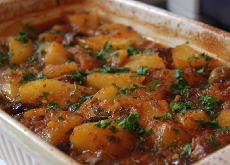 krompir paprikas sa junetinom