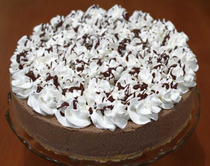 nepecena cokoladna torta