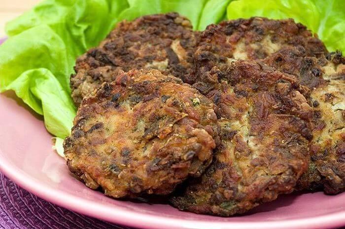 cufte od piletine i sampinjona