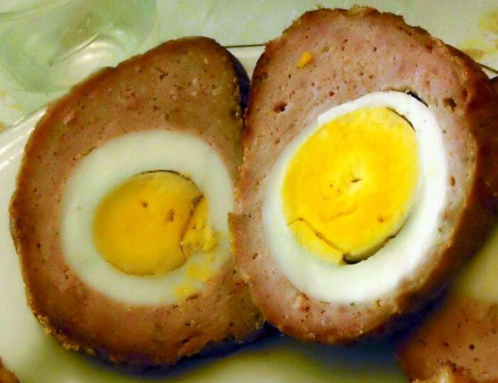 rolat sa mesom  i jajima
