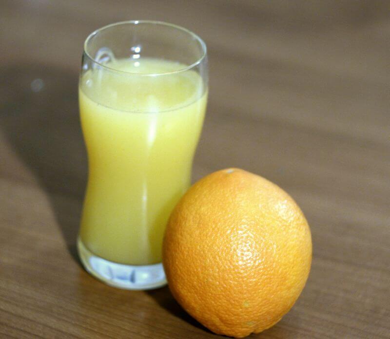 sok od narandze i sargarepe