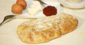 Lepinje recept – ćabate