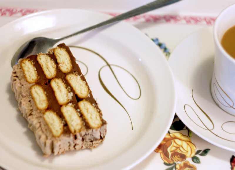 Brzi kolač sa plazma keksom