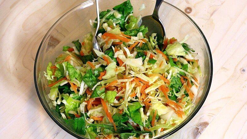 sarena zimska salata