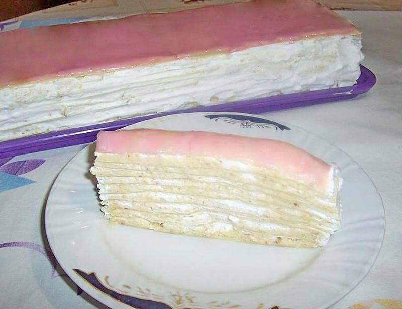 lesnik rozen torta