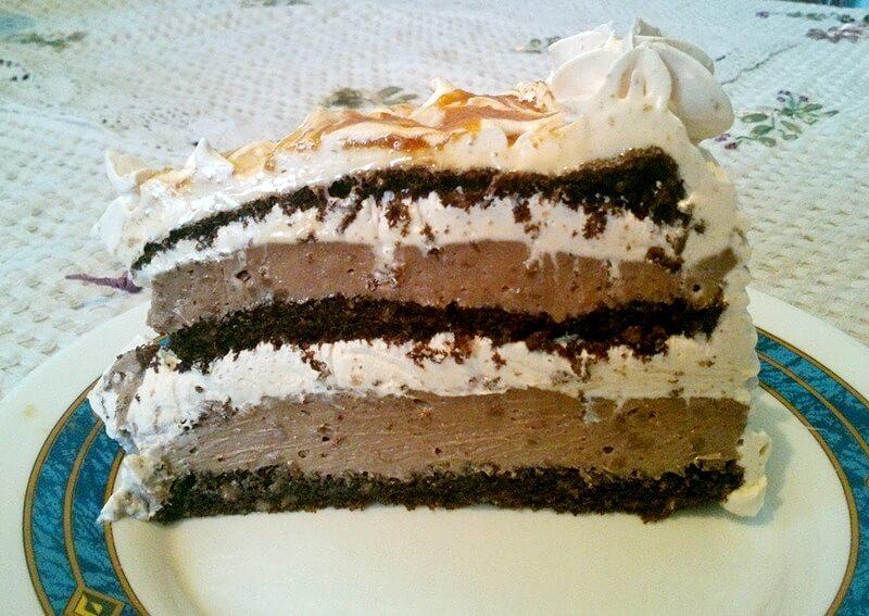 coko karamel torta