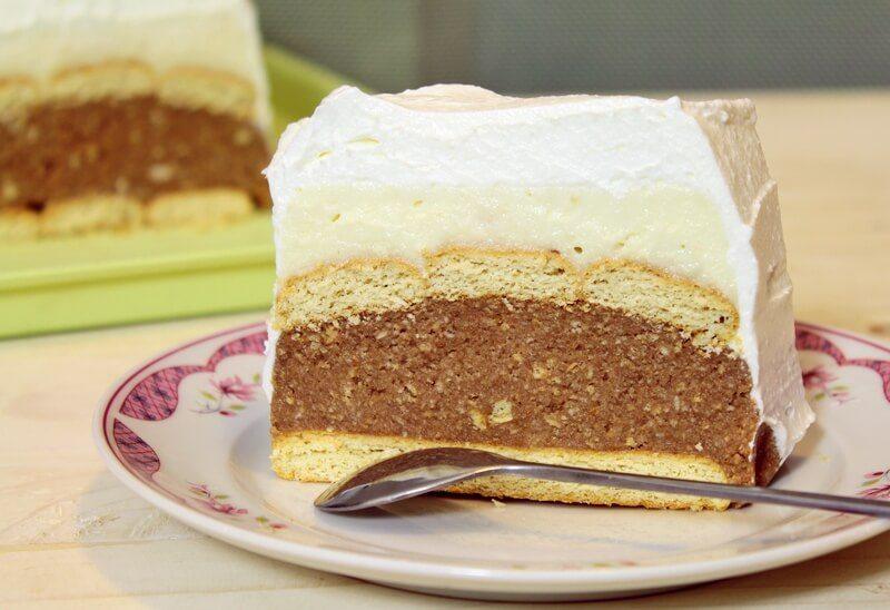 kolac sa keksom i eurokremom