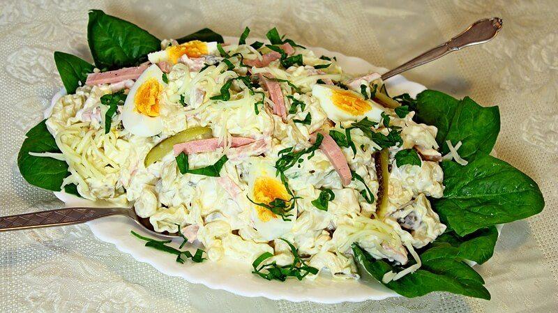 hladna salata