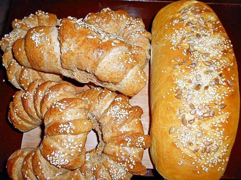integralno pecivo i hleb