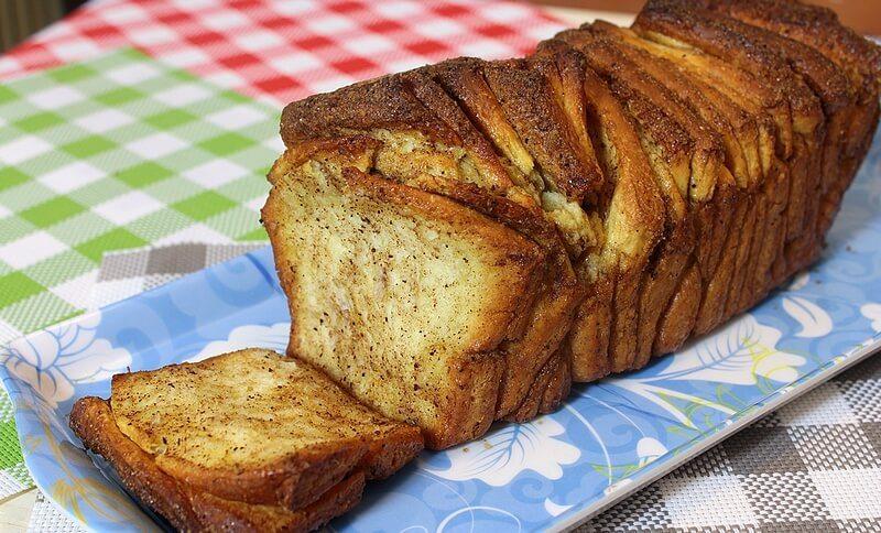 slatki hleb, strast sa cimetom