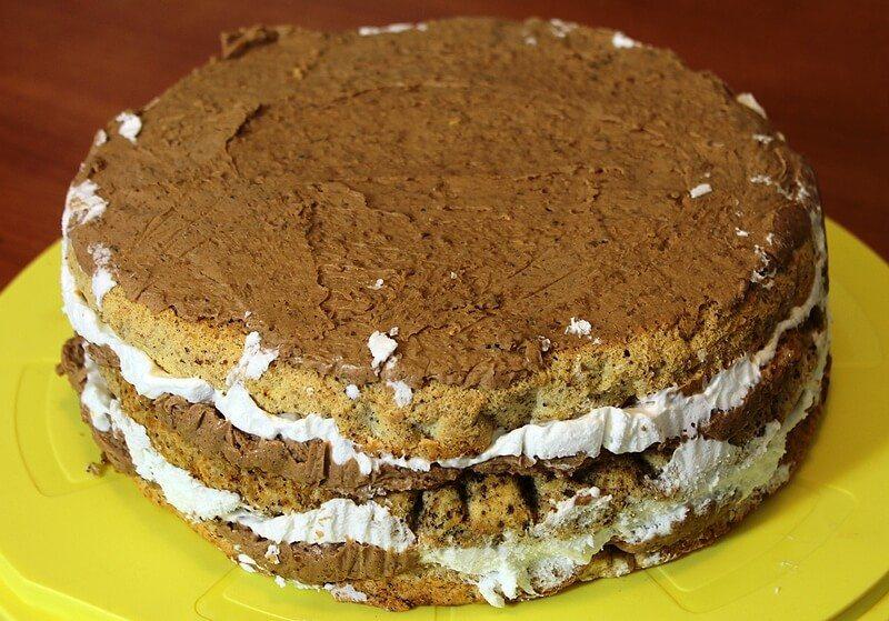 torta sa orasima i cokoladom (2)
