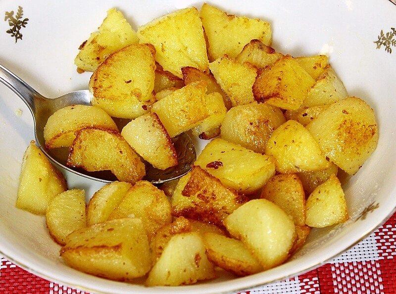 puter krompir