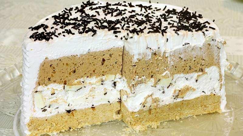 torta lenja zena
