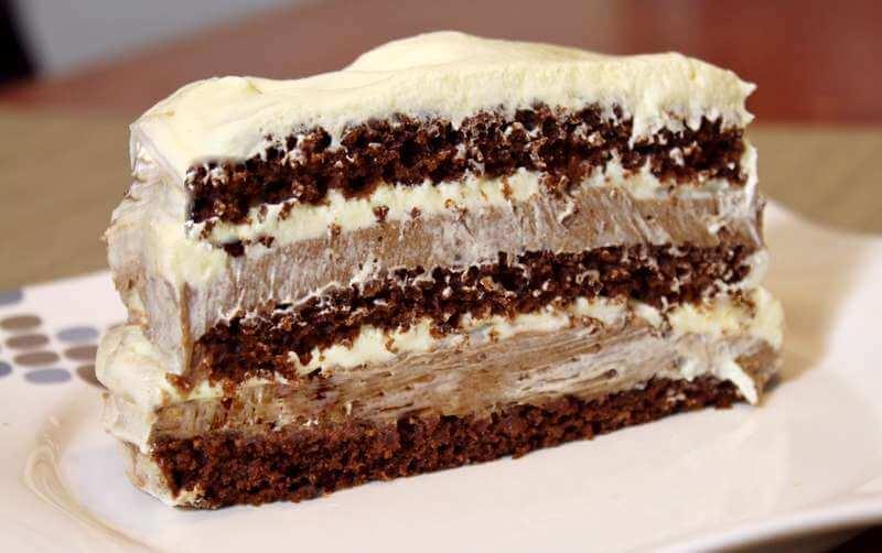 cokoladna posna torta