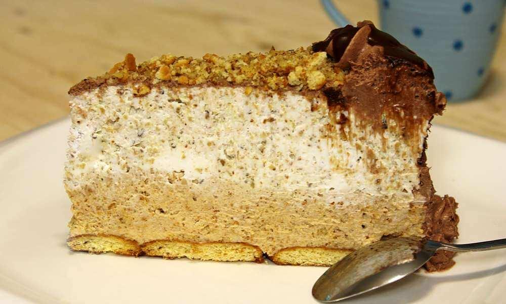brza torta sa plazma keksom i orasima