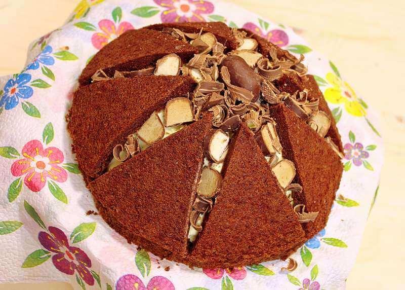 kilimandzaro torta