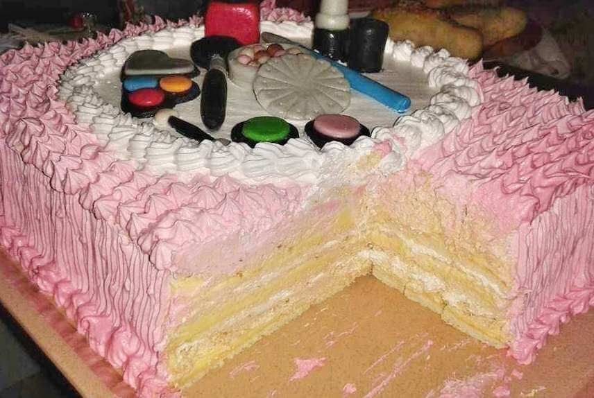 bela plazma torta