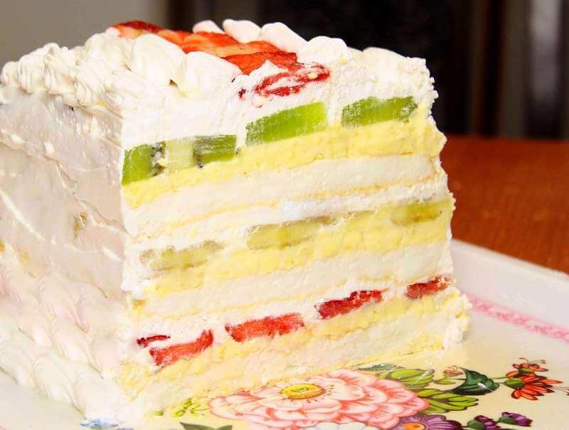 ledeni vetar torta
