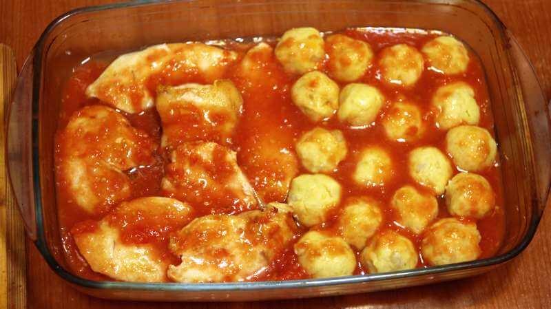 knedle od krompira i piletina (4)