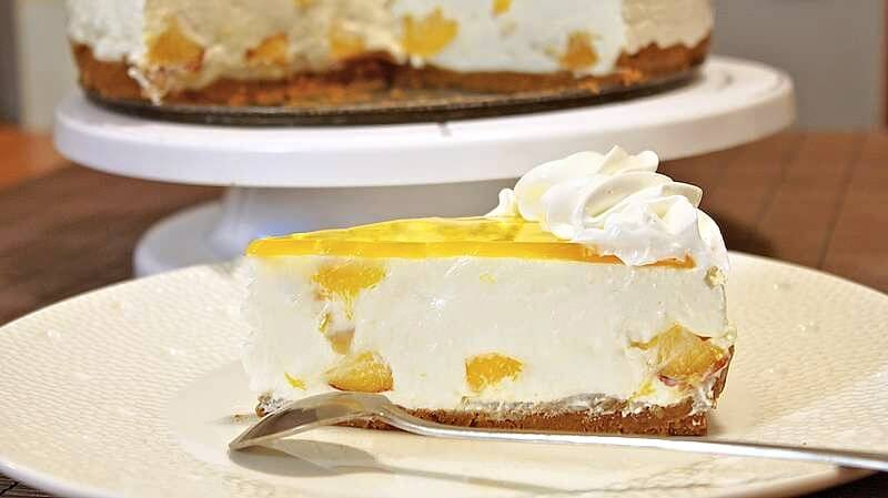 brza torta sa breskvama (2)