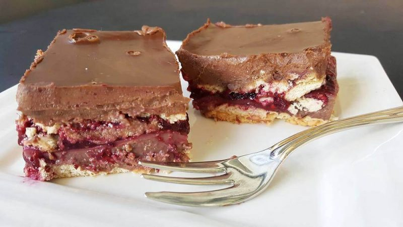 ekspresni kolac sa kupinama