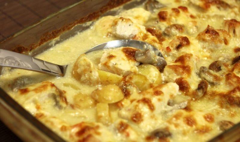 krompir sa piletinom iz rerne (2)