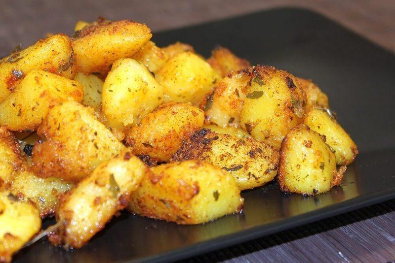 kuvano przeni krompir