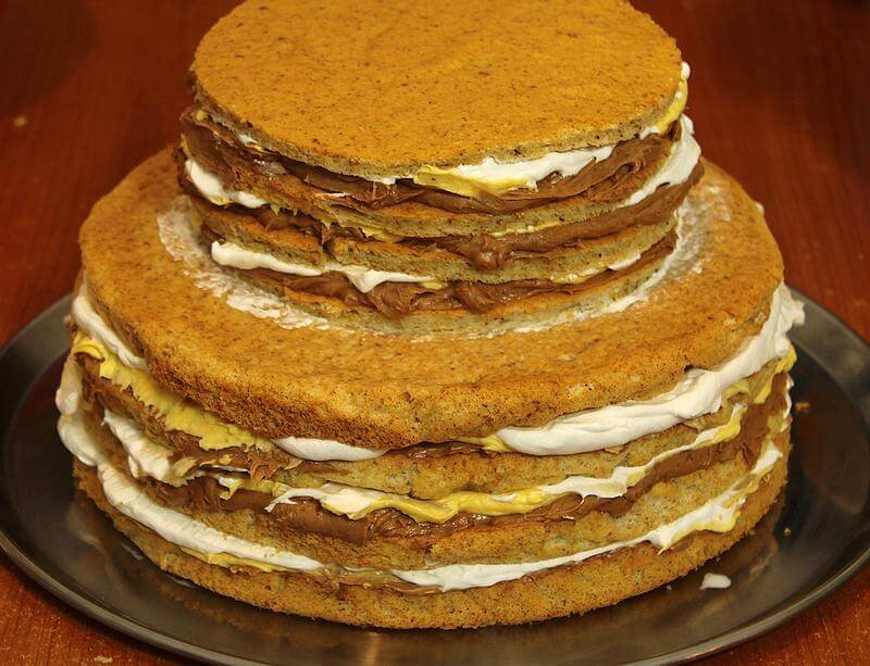 milka torta