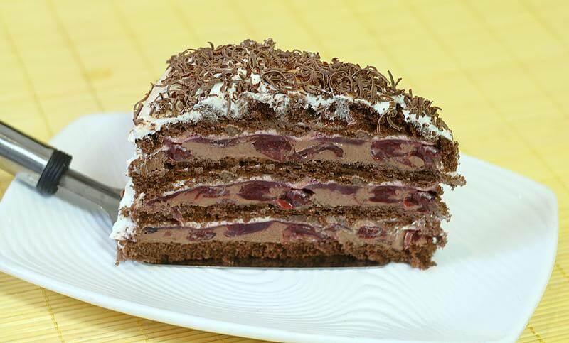 svarcvald torta