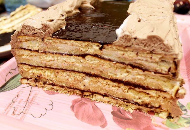 posna seherezada torta
